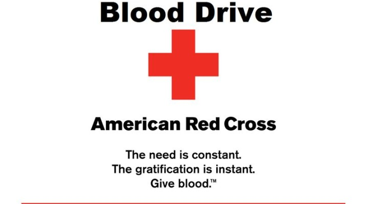 Blood Drive: July 28th