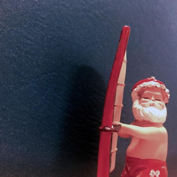 Surfer Santa Photos