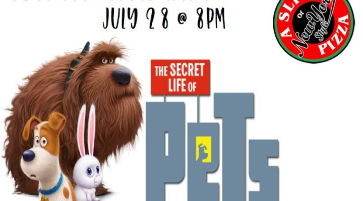 Movie Night: Secret Life of Pets