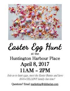 Easter Egg Hunt Flyer 2017