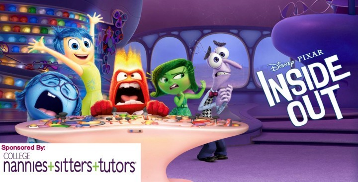 Inside Out Movie Night – Aug. 19, 2016