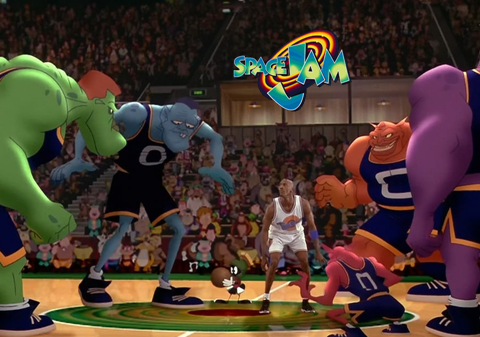 Free Movie Night Aug. 5th – Space Jam!