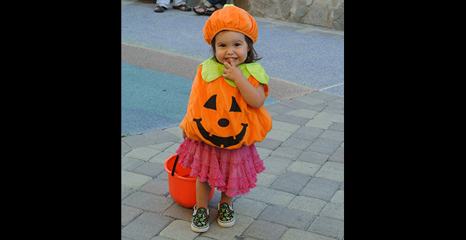 Trick or Treat @ The HAUNTington Harbour Place